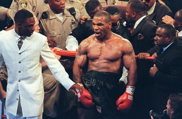 The old Tyson.