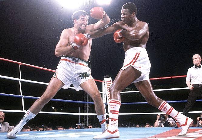 June 11 1982 Holmes Vs Cooneythe Fight City