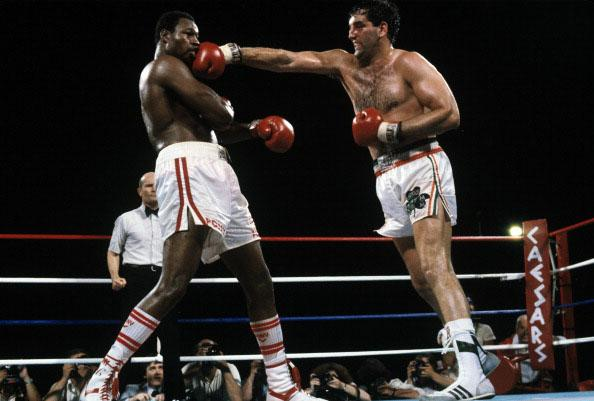 Larry Holmes vs Gerry Cooney, 1982 WBC Heavyweight Title
