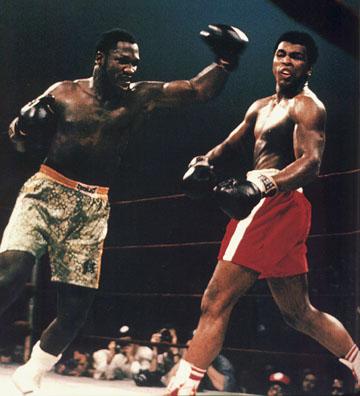 Joe beats Ali