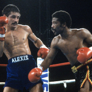 Not long after his win over Ganigan, Arguello had a fateful meeting with Aaron Pryor.