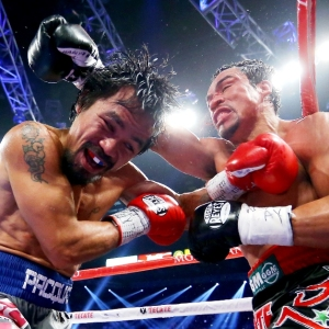 Pacquiao and Marquez rumble Mexican style!