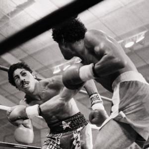 Wilfredo Gomez Dazed By Salvador Sanchez Punch