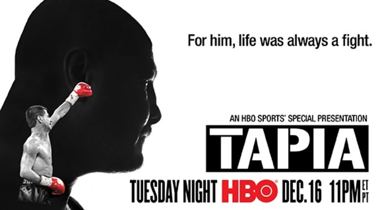 HBO Tapia Poster