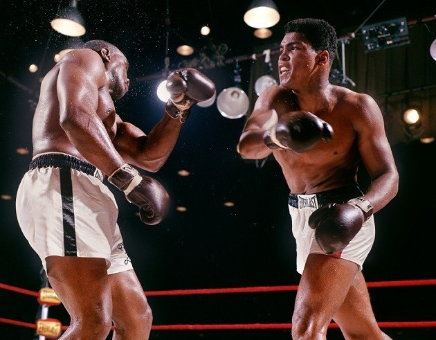 Clay vs Liston I