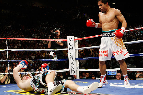 Image result for manny pacquiao vs ricky hatton