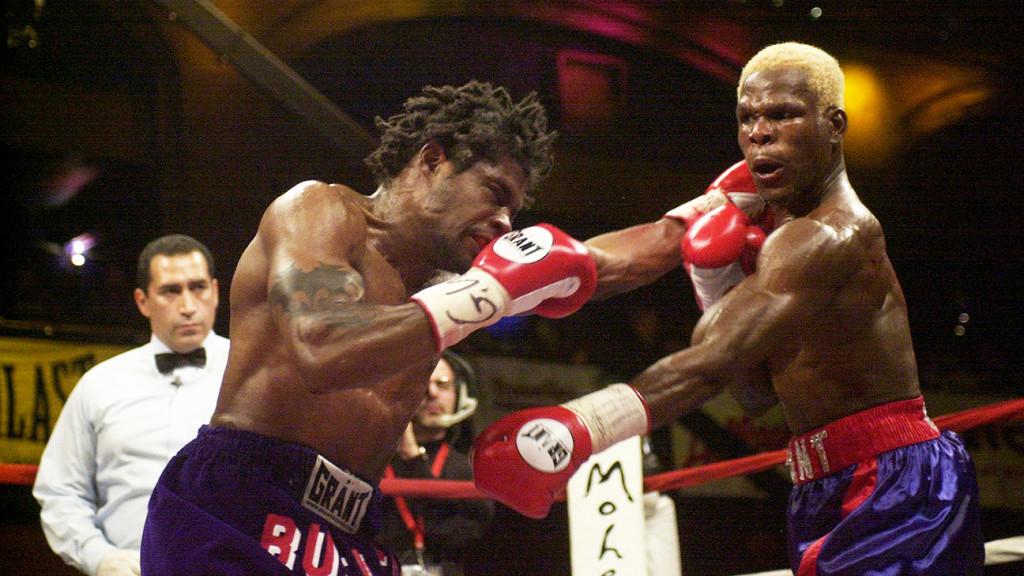 James Butler vs Richard Grant.