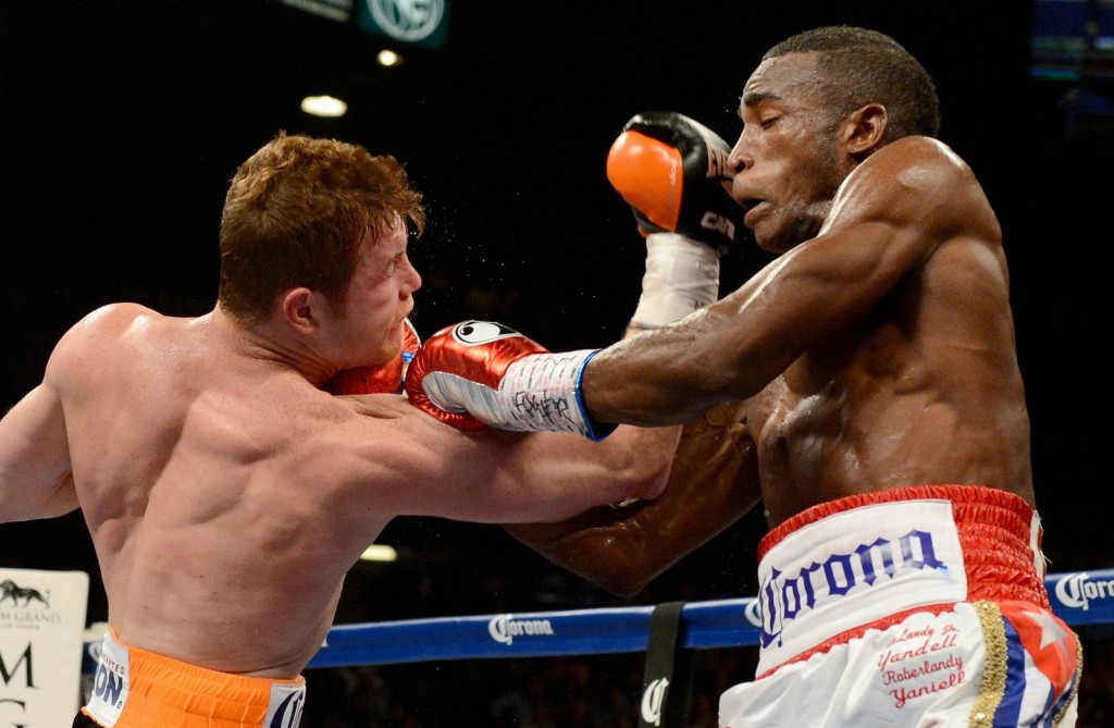 Canelo's uppercuts could be key.