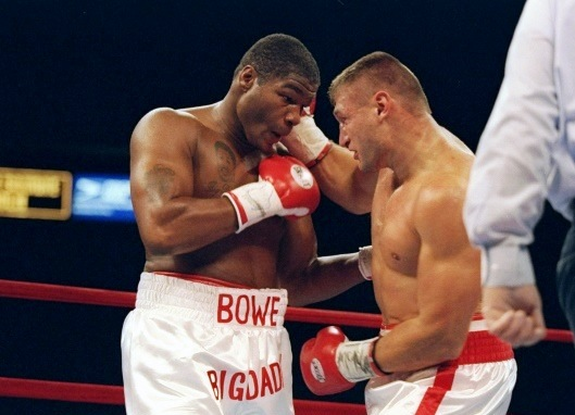 Bowe thought Golota would be an easy payday. He was dead wrong.