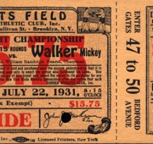 Sharkey-Walker ticket