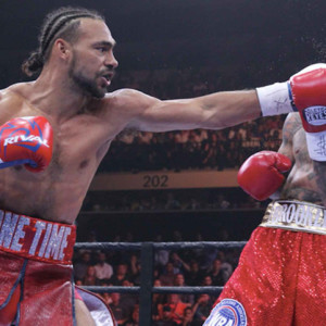 Thurman Collazo jabs