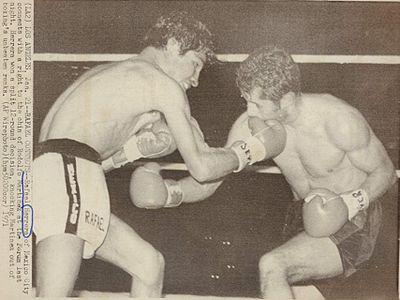 Rafael Herrera (left) brought to a close Puas Olivares' era of domination