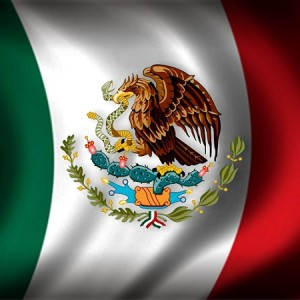 Mexican Bandera