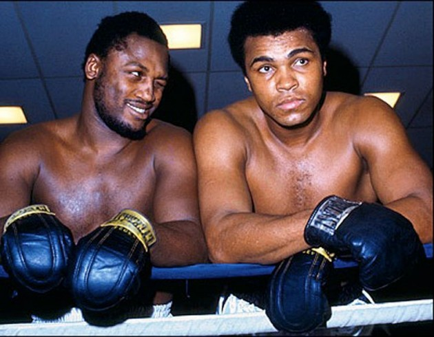 Joe and Muhammad gave boxing perhaps its greatest rivalry.