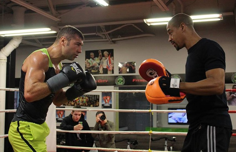 Bute working with new trainer Howard Grant.