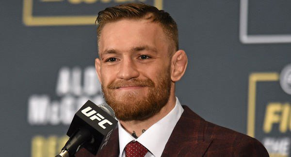 McGregor: a crossover star with plenty of 'options'