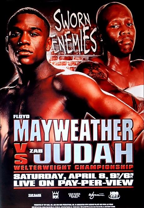 Judah vs Floyd 888