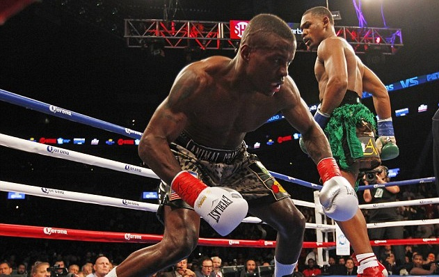 Quillin reels from Jacobs