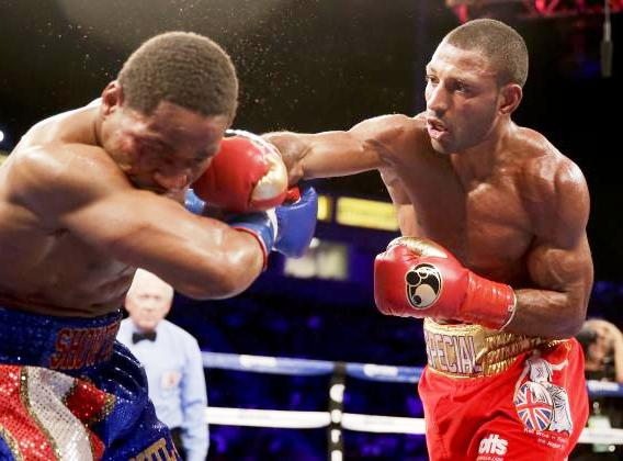Brook needs to try and catch GGG coming in.