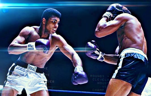 Ali vs Williams: one of his finest performances.