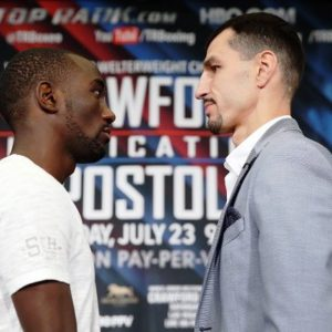 crawford vs postol boxing