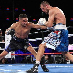 Pound For Pound Sergey Kovalev vs Andre Ward 11-19-2016 T-Mobile Arena, Las Vegas  Sergey Kovalev Chelyabinsk, Russia  30-0, 26 KO's vs Andre Ward San Francisco, CA 30-0, 15 KO's