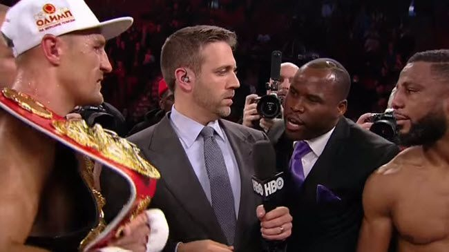 Stevenson tries to steal the spotlight after Kovalev-Pascal II.