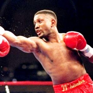 111Pernell whitaker