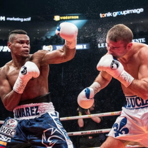 Alvarez had too much power for Bute.