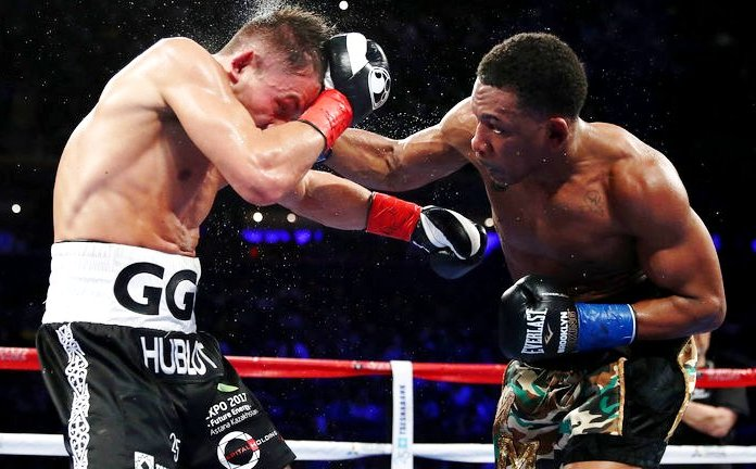 Jacobs surprised almost everyone, including GGG.