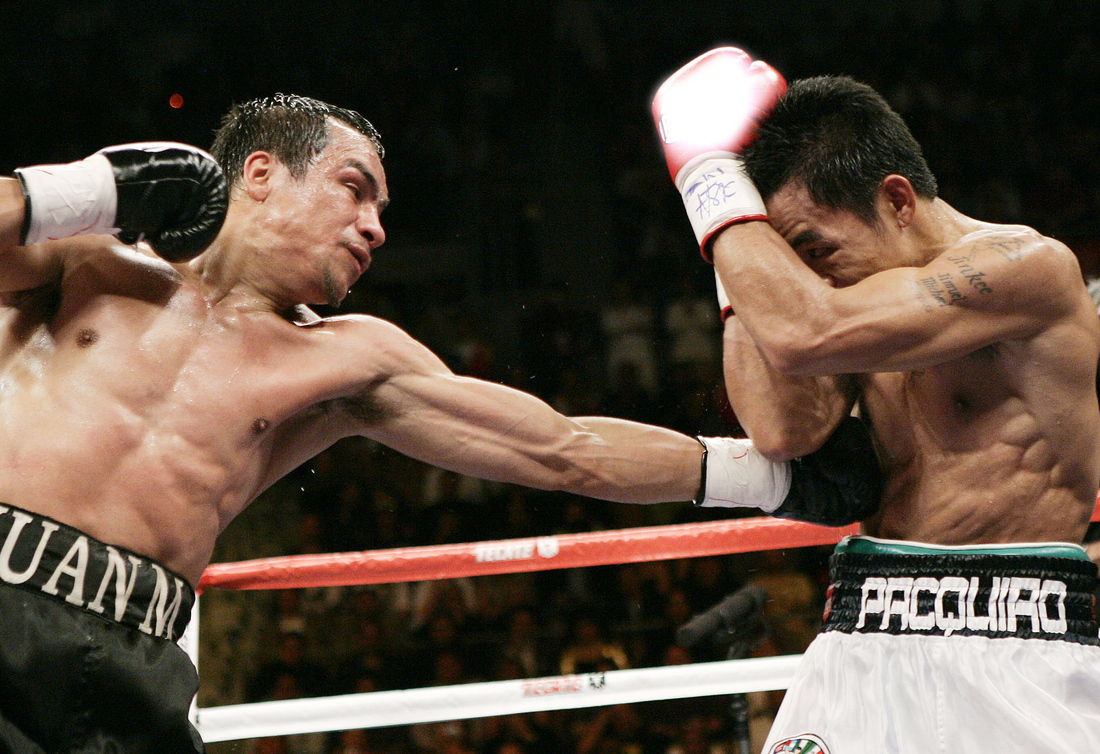 Pacquiao Vs Marquez Iii In Vegasthe Fight City