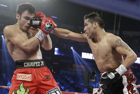 Huge Chavez vs Martinez