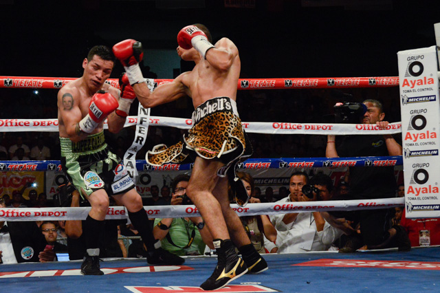 Marquez vs Segura was fought at a grueling pace