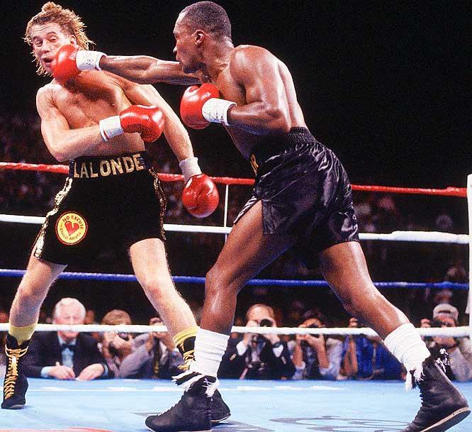 Leonard vs Lalonde