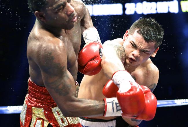 Maidana punished Broner
