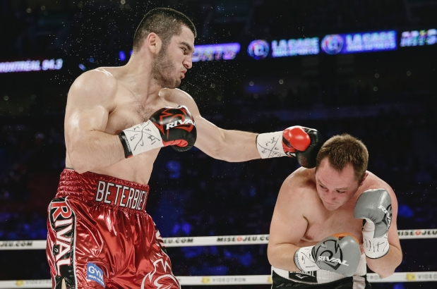 Beterbiev won with ease.