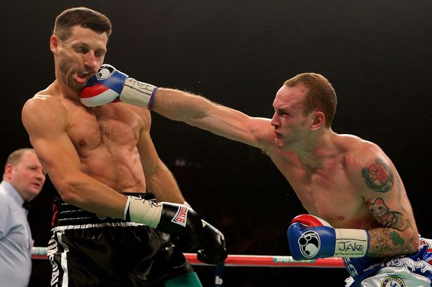 Groves gave Froch all kinds of trouble.