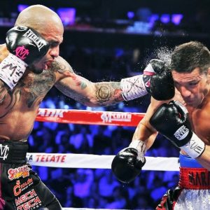 Cotto vs Martinez