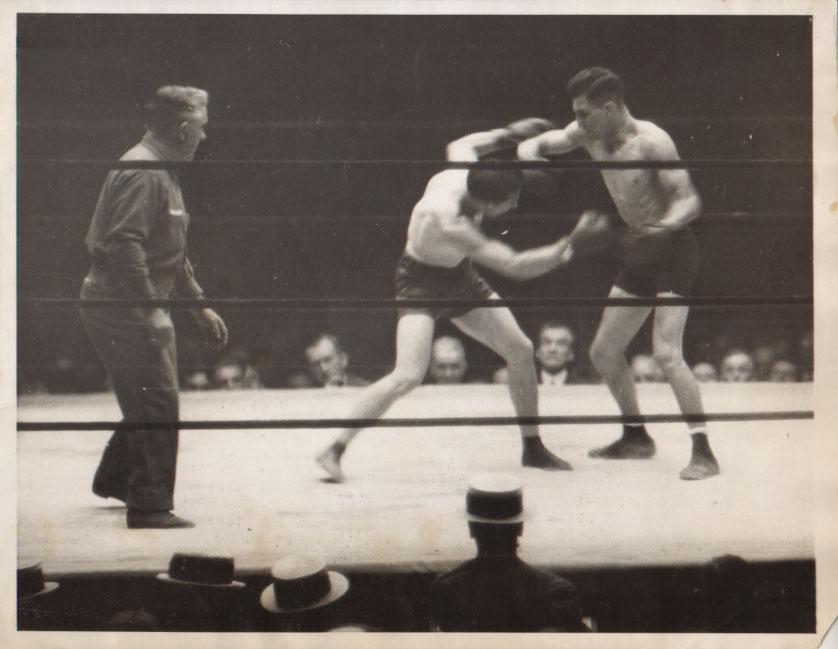 July 27, 1922: Leonard vs Tendler