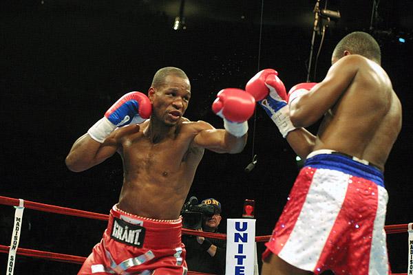 Hopkins was the underdog against Trinidad