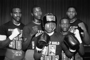 Olympic Boxers Turning Pro