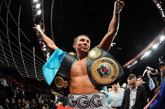 Is Golovkin the king in waiting?