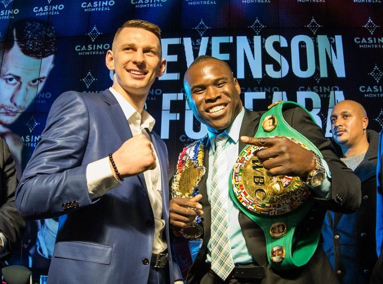 A Stevenson-Fonfara rematch might be as good as it gets from here on in