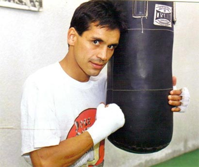 Ricardo Lopez: one of the greatest Mexican champs of all time.