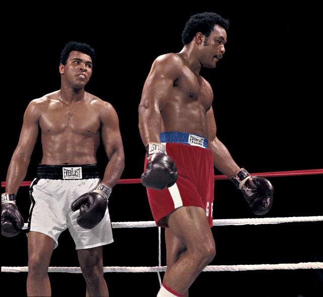 Ali shakes his head