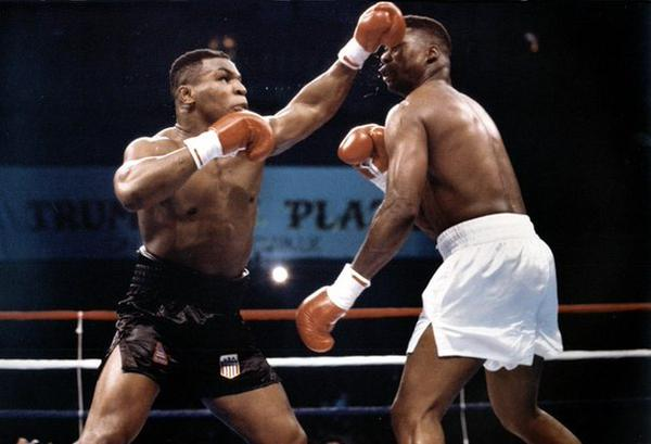 Mike tyson 1984