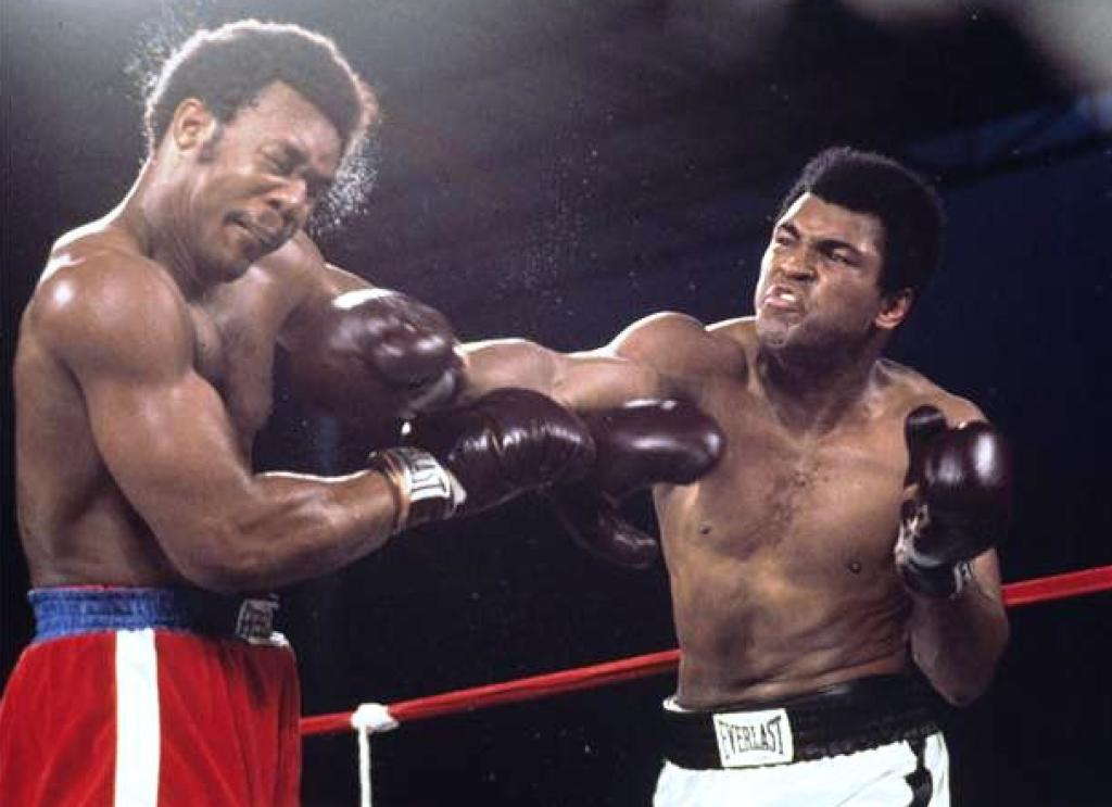 None of Ali's opponents question his greatness.