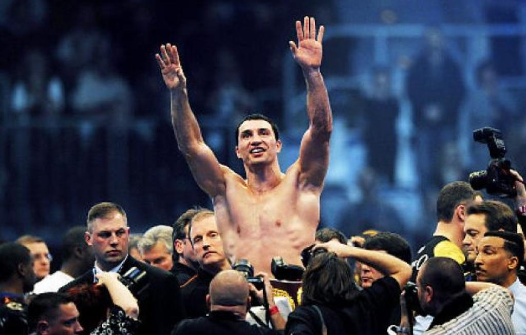 For a full decade, Wlad was the king.