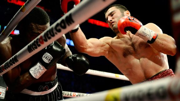 How far can Beterbiev go in the packed light-heavyweight division?