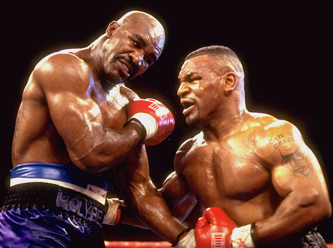 Mike Tyson Vs Holyfield 2021